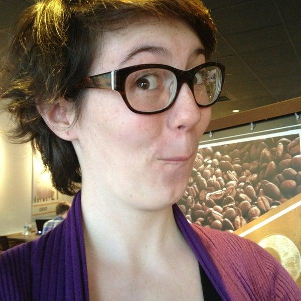 Photo taken at Starbucks by Devon H. on 1/15/2013