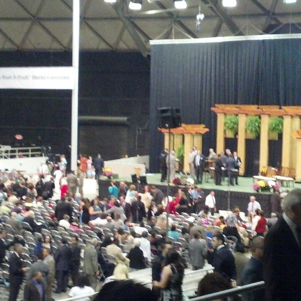 Photo taken at Bell County Expo Center by Robert G. on 5/24/2013