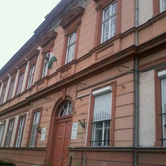 Anatómiai Intézet - Facultad de medicina en Szeged