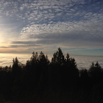 Photo taken at Cypress Mountain Ski Area by Jon H. on 1/20/2013