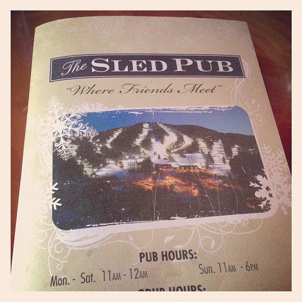 Photo taken at Pat's Peak Ski Area by Jessica on 3/23/2013