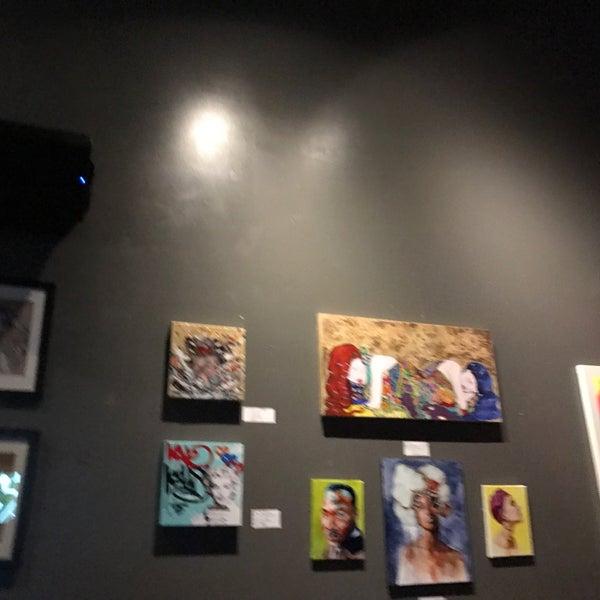 Photo taken at The SKINnY Bar & Lounge by Samuel B. on 12/16/2016