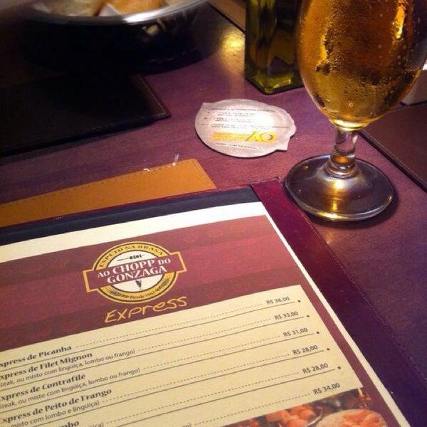 Ambiente agradavel, bom atendimento. Bife de Chorizo acompanhado de um chopp Baden Baden é uma boa pedida.