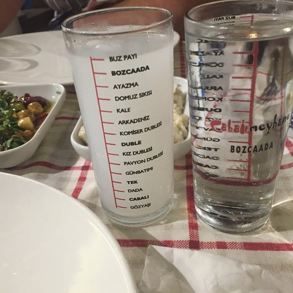 Photo taken at Cabalı Meyhane by Aylin M. on 9/16/2016