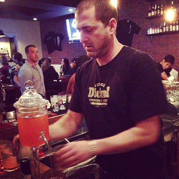 Photo taken at Pint + Jigger by Mike P. on 12/31/2012