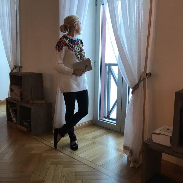 Photo taken at Annas Hotel by Ilona T. on 1/15/2017