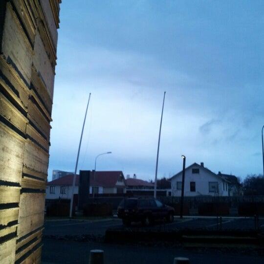 Photo taken at Höfðatorg by Sigurður H. on 11/2/2012