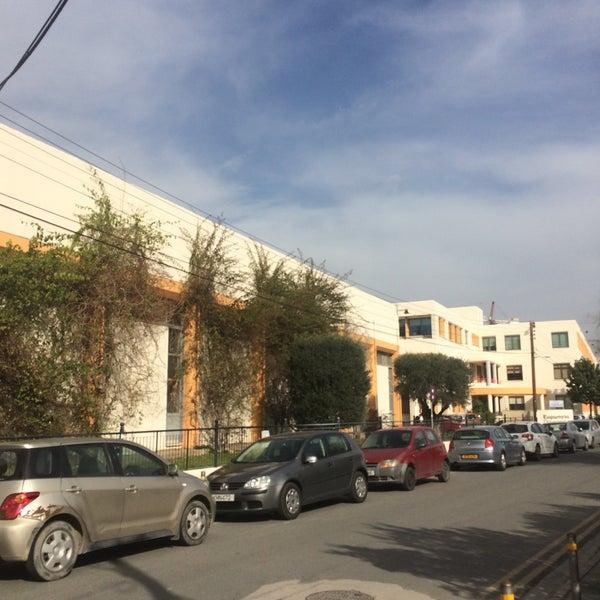 2/8/2017 tarihinde Loizos L.ziyaretçi tarafından European University Cyprus'de çekilen fotoğraf