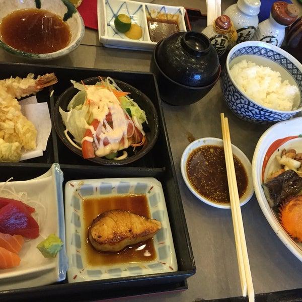 4/23/2016にKathrina S.がTanabe Japanese Restaurantで撮った写真