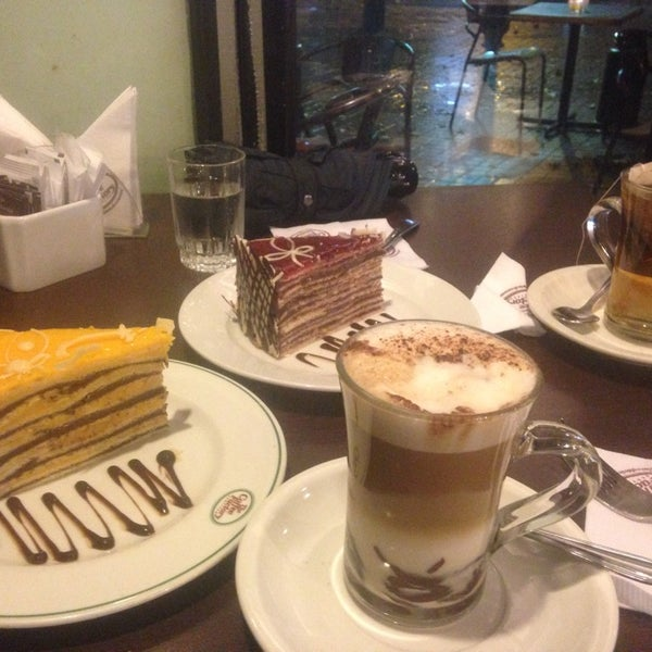 Photo taken at The Coffee Factory by Güido A. on 5/21/2014