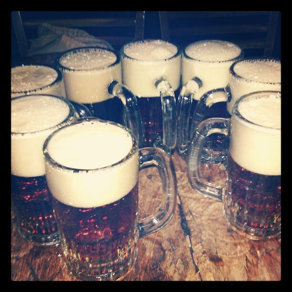 Photo prise au McSorley's Old Ale House par Nazary N. le11/30/2012