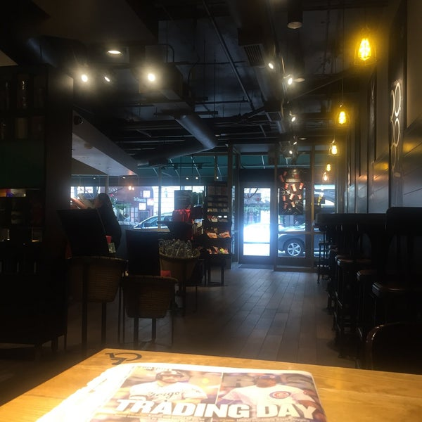 Photo taken at Starbucks by Sandrine A. on 12/8/2016