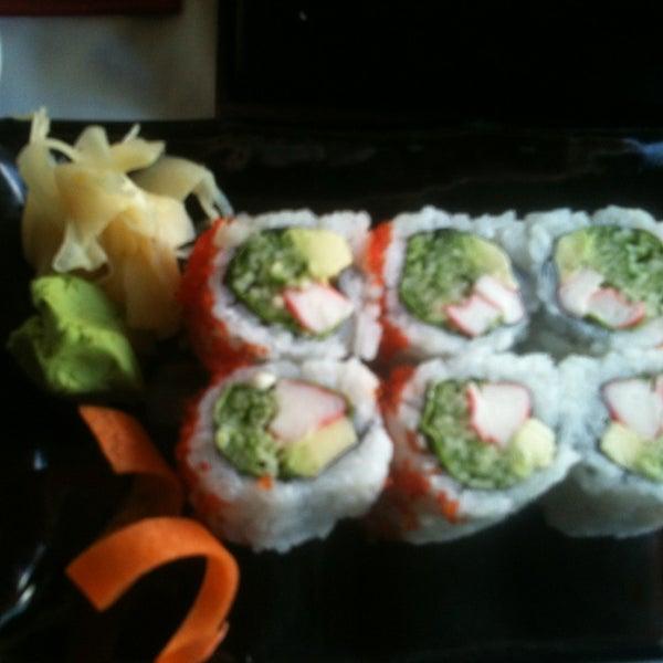 Photo taken at SushiCo by EBRU D. on 6/14/2013