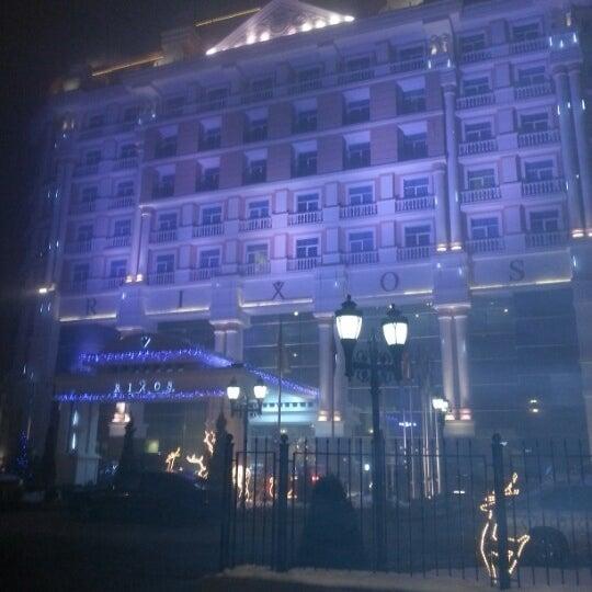 12/11/2012 tarihinde Akın Ç.ziyaretçi tarafından Rixos Almaty'de çekilen fotoğraf