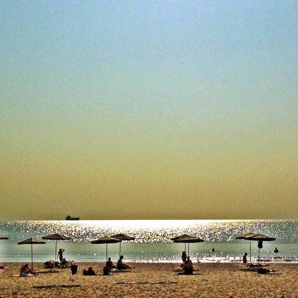 Foto scattata a Централен Плаж Бургас (Burgas Central Beach) da Maria D. il 8/6/2013