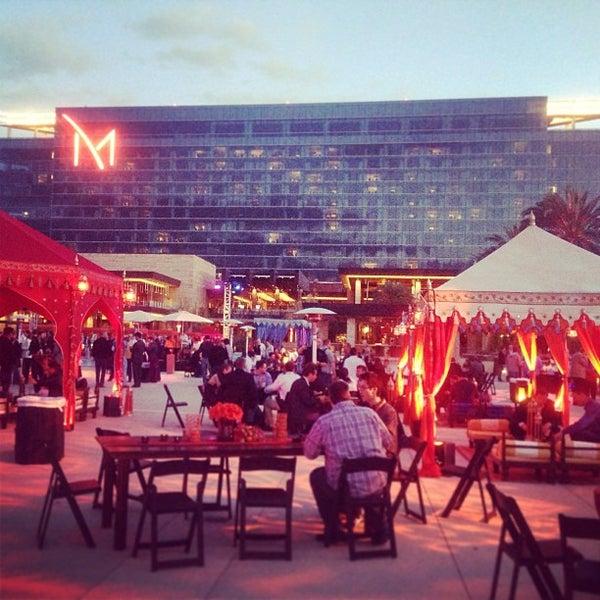 Photo taken at M Resort Spa Casino by Dmitry on 4/10/2013