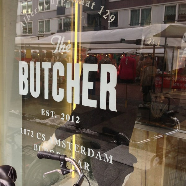 Secret Kitchen The Butcher Amsterdam : The Butcher - Oude Pijp - Amsterdam, Noord-Holland