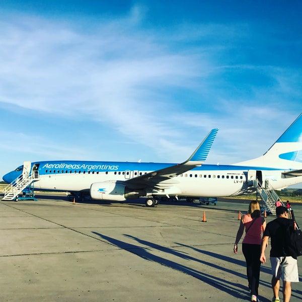 Foto tomada en Aeropuerto Internacional del Neuquén - Presidente Juan D. Perón (NQN) por Tato B. el 2/24/2017