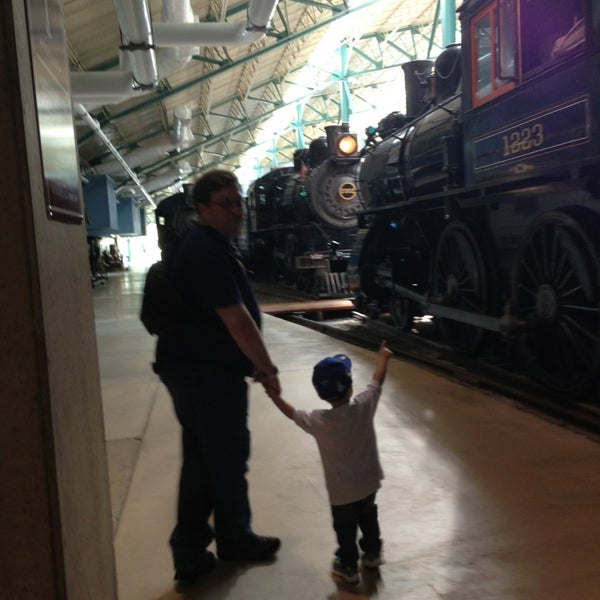 Photo taken at Railroad Museum of Pennsylvania by Delmy M. on 6/3/2014