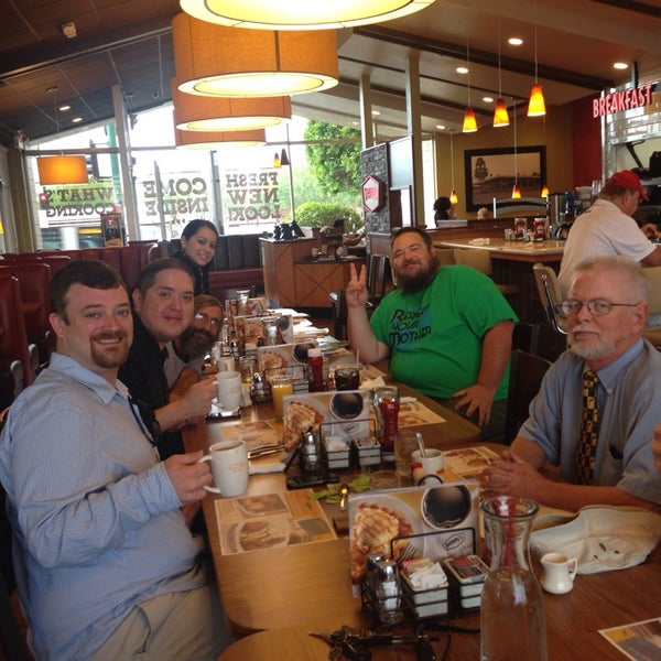 Photo taken at Denny's by Highern C. on 9/22/2014