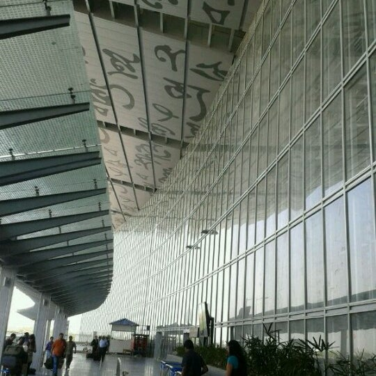 Photo taken at Netaji Subhash Chandra Bose International Airport (CCU) by Anwesha P. on 3/27/2013