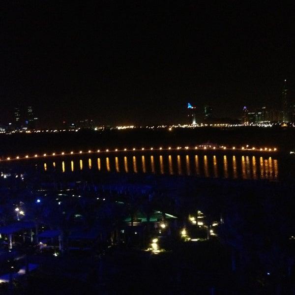 2/4/2013 tarihinde Goncaziyaretçi tarafından Rixos The Palm Dubai'de çekilen fotoğraf