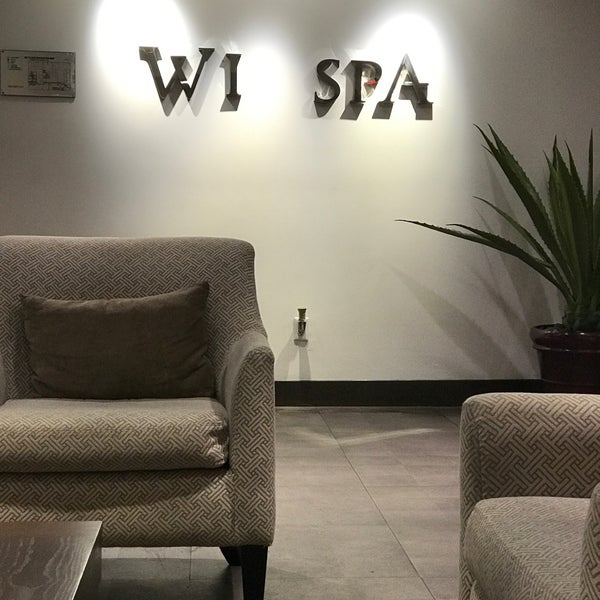 Photo taken at Wi Spa by Greg D. on 5/18/2017