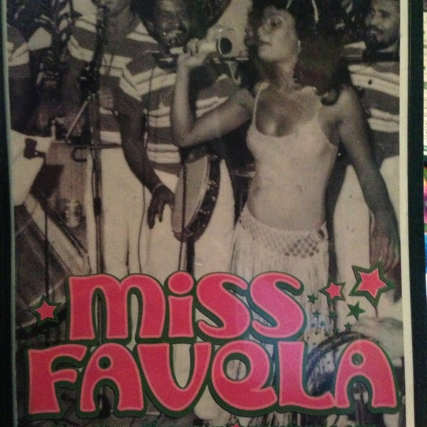 Photo taken at Miss Favela by Fabricio S. on 3/23/2013