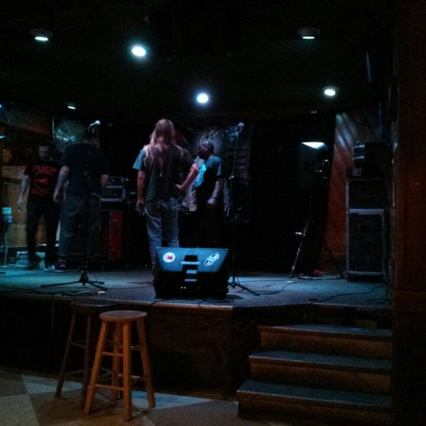 Photo taken at Yucca Tap Room by Patrick M. on 5/4/2013
