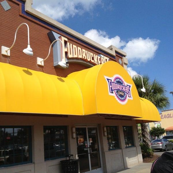 Myrtle Beach Burger Joints