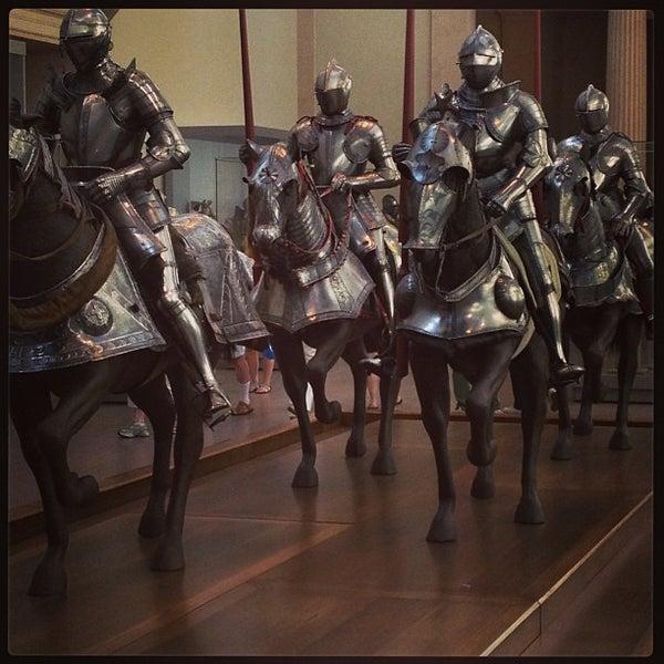 Photo taken at Metropolitan Museum of Art by Olivier P. on 7/21/2013