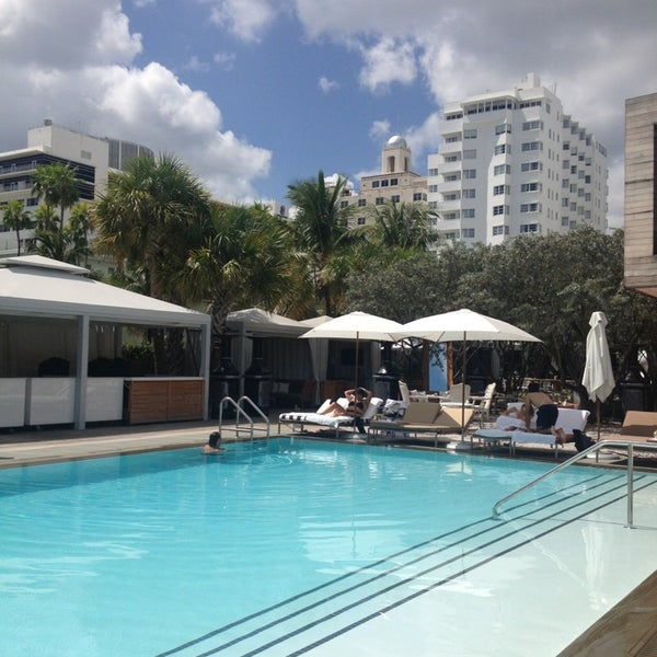 Hyde Beach At The Sls Hotel Lounge In City Center