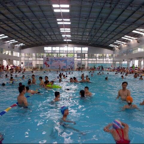 Kết quả hình ảnh cho Bể bơi Olympia Tăng Bạt Hổ