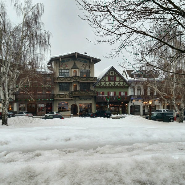 Photo taken at Town of Leavenworth by Dylan W. on 2/16/2017