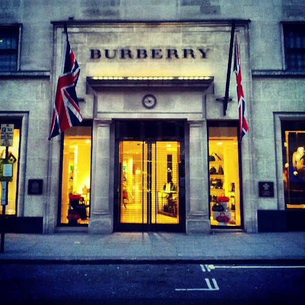 Photo taken at Burberry by John S. on 5/19/2013