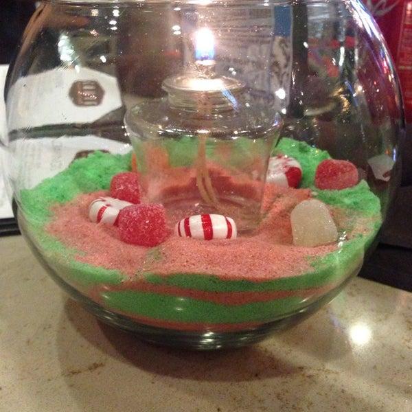 Photo taken at Crave Dessert Bar & Lounge by Kelli on 12/12/2013