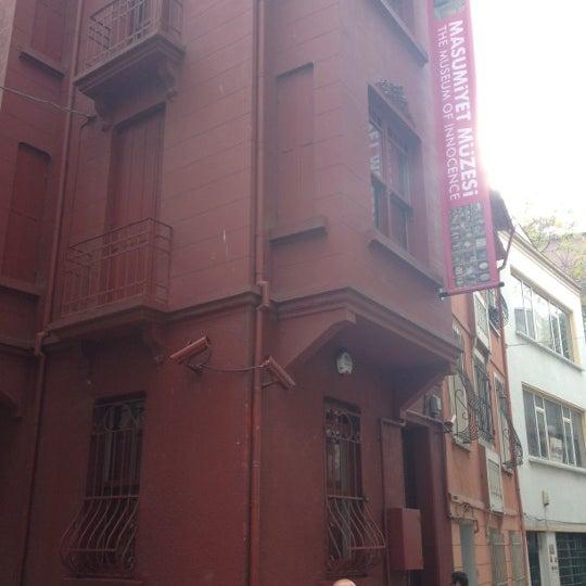 11/25/2012 tarihinde Banuziyaretçi tarafından Masumiyet Müzesi'de çekilen fotoğraf
