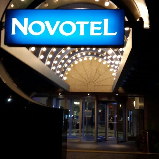 Photo Taken At Novotel Toronto North York By Seungho R On 9 2