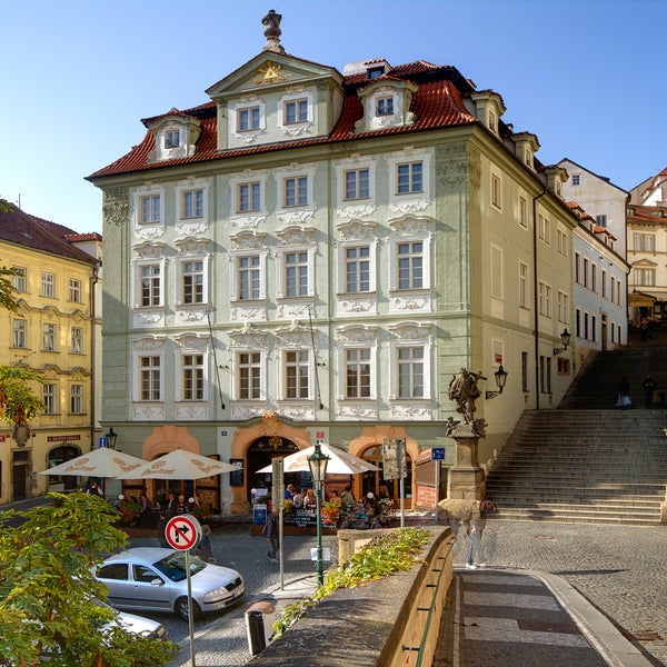 Photo Taken At Golden Star Hotel By Ave Hotels Prague On 7 22 2017