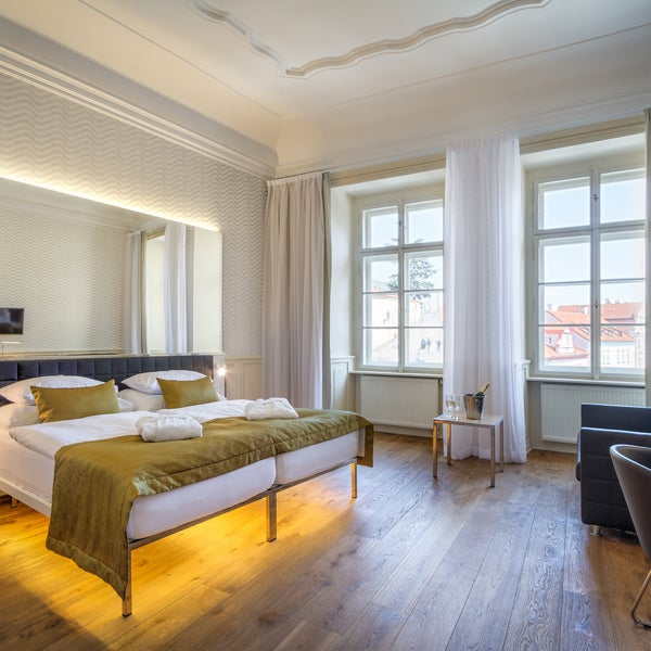 Photo Taken At Golden Star Hotel By Ave Hotels Prague On 5 13 2016