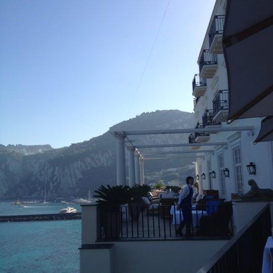 10/19/2012にMarc S.がJK Place Capriで撮った写真