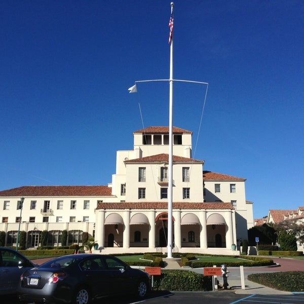 Photo taken at Naval Postgraduate School by Andrew on 1/3/2013