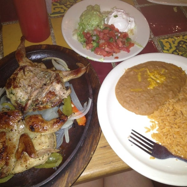 Los Lupes Mexican Restaurant Menu
