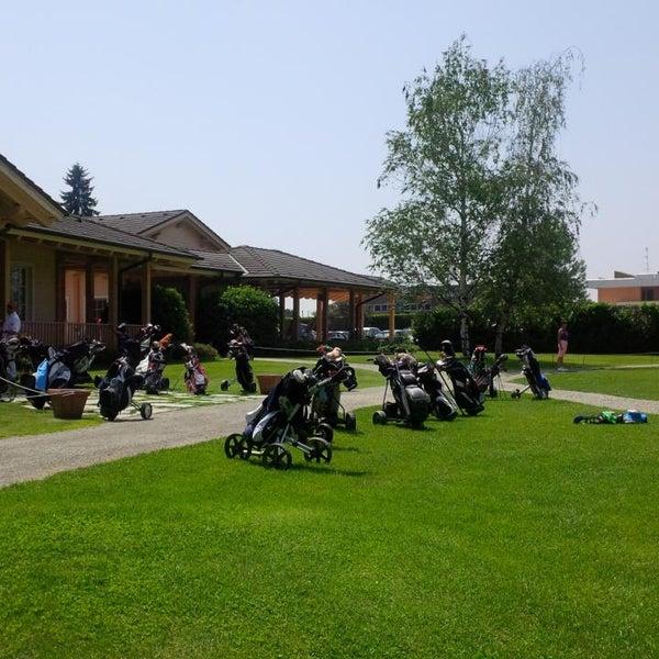 Foto scattata a Golf Club Cavaglià da Paola F. il 6/8/2014