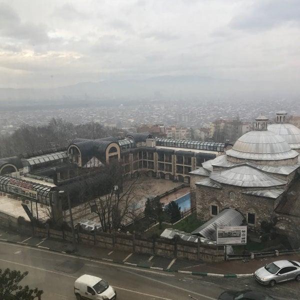 Foto diambil di Anatolia Hotel oleh Gökhan Ö. pada 1/16/2018