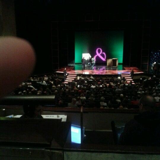 Foto tomada en Penn & Teller Theater por Laura S. el 3/7/2013