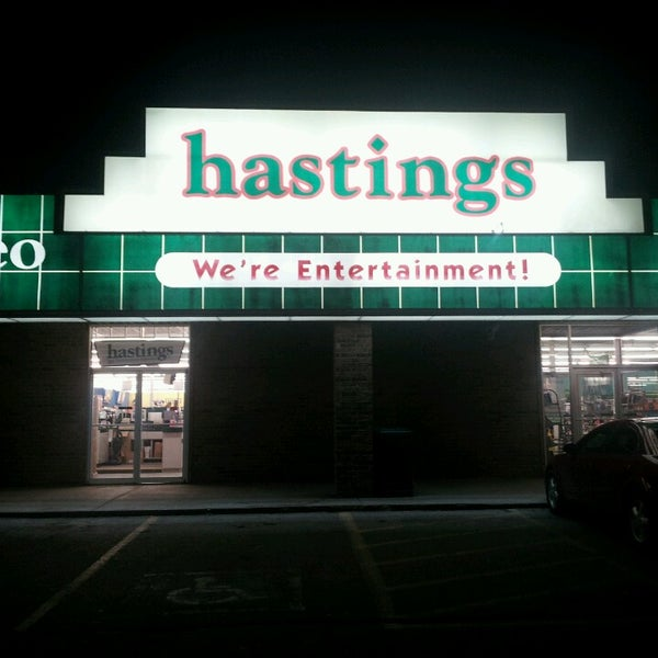 Hastings (Now Closed) - Dodge City, KS