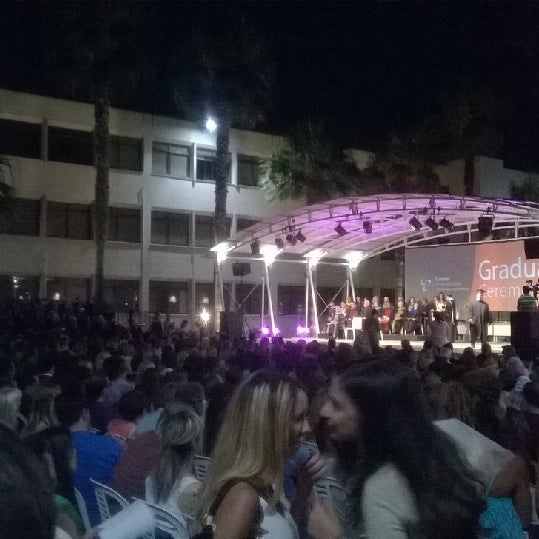 Photo taken at European University Cyprus by Διονυσης Τ. on 6/26/2014