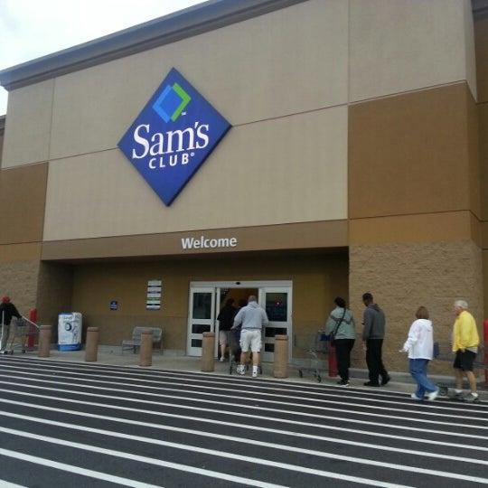 Sam S Club Warehouse Store
