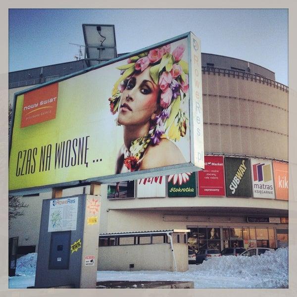 Galeria Krakowska: Galeria Nowy Świat